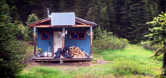Picture of Ozalenka cabin
