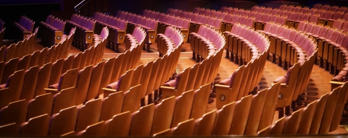 Image of theatre seats